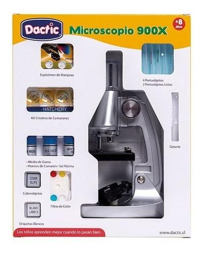 Microscopio 900x