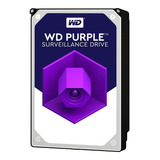 Disco Duro Interno Western Digital Wd Purple Wd81purz 8tb Púrpura