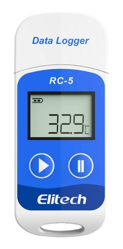 Rc-5 Datalogger Temperatura Elitech