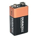 Pila Batería 9v Duracell Alcalina Blister Cerrado Mn1604b1