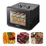 Máquina Deshidratadora De Alimentos Temporizador Digital Aju