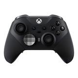 Controle Joystick Sem Fio Microsoft Xbox Mando Inalámbrico Xbox One Elite 2 Preto
