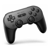8bitdo Sn30 Pro Bluetooth Gamepad Black Edition Interruptor