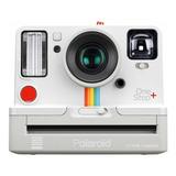 Cámara Análoga Instantánea Polaroid Onestep Plus Blanco