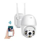 Camara Ip Wifi Exterior Vision Nocturna 2 Mp Zoom