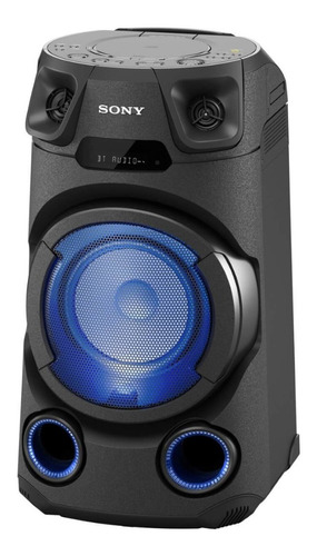 Sony Mhc-v13 Parlante Fiesta Jet Bass Booster Y Luces Disco