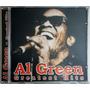 Cd Al Green - Greatest Hits - Hb Original
