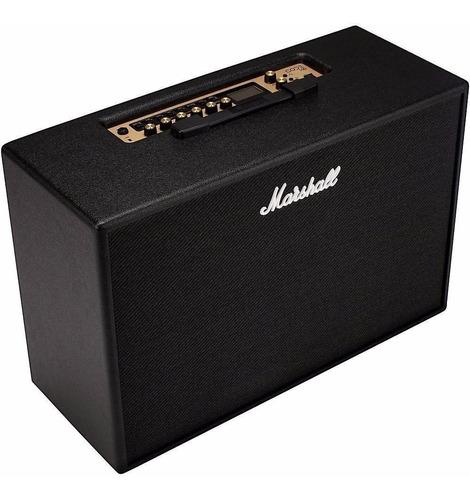 Amplificador Marshall Code 50 Con Efectos 50w 1x12 Usb
