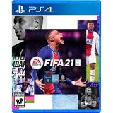 Fifa 21 Ps4 Físico Nuevo Sellado Original Español Latino