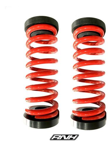 Espirales Traseros Reforma + Blandos Fiat Uno 128 147 - Rnh