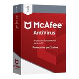 Mcafee Antivirus Plus 1 Pc / 3 Años + Regalo - Facturamos