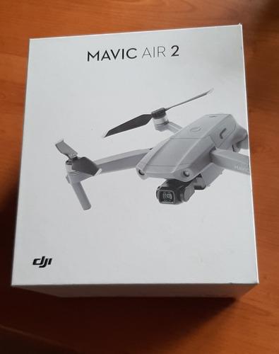Drone Mavic Air 2 4k Con Accesorios Y Garantía!!! Oportunida