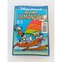 Livro Disney Apresenta: Super Almanaque  Nº 6 Disney Gibi Original