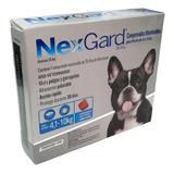 Nexgard 4.1 - 10 Kg 3 Comprimido
