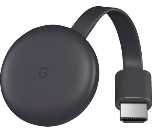 Google Chromecast Son 3 Tercera Genera Avenida Tecnologica