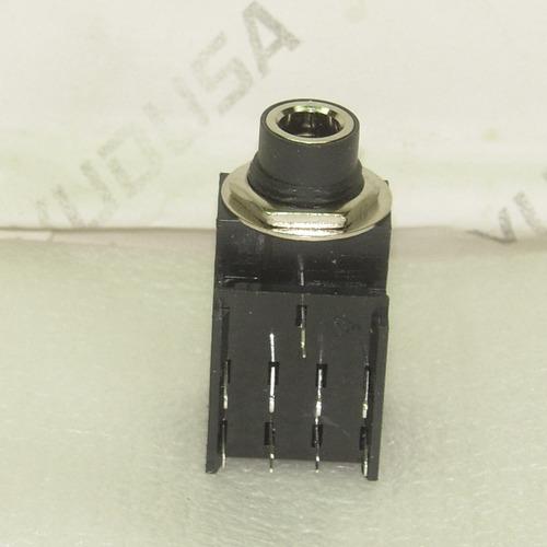 Jack 1/4 Estéreo P/impreso Sim Al Utilizado Por Fender 88-99
