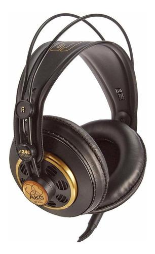 Auriculares Akg K240 Estudio Semiabiertos Profesionales
