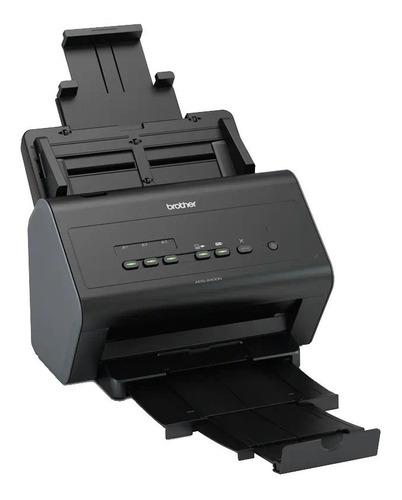 Scanner Doble Cara A Color Brother Ads-2400n Usb Hasta 40ppm