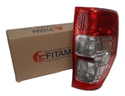 Faro Optica Ford Ranger 2012 2013 2014 2015 2016 2017 2018