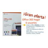 Offis365 Hogar12 Meses + 6 Meses Gratis