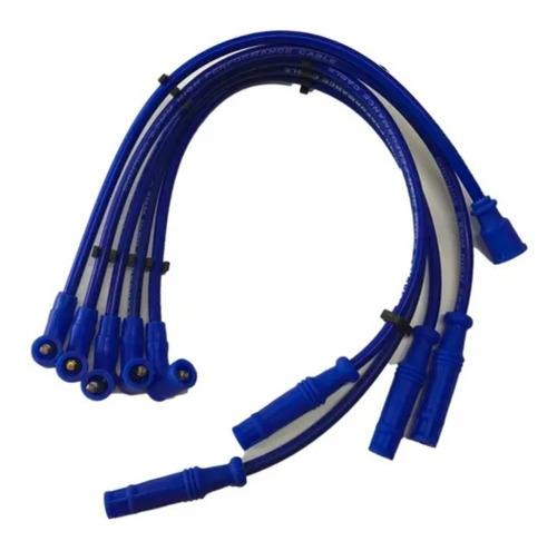 Cables Bujía De Alta 9.8mm Tuning Competición Universal Auto
