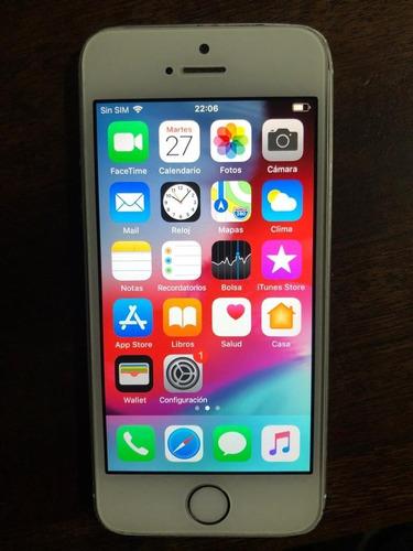 Celular Apple iPhone 5s (libre Para Todas Las Compañias)