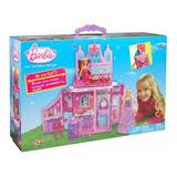 Castillo De Princesa De Barbie El Mas Bello Regalo Precioso