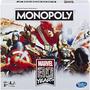 Jogo Monopoly Edição Especial Marvel 80 Anos Hasbro Original