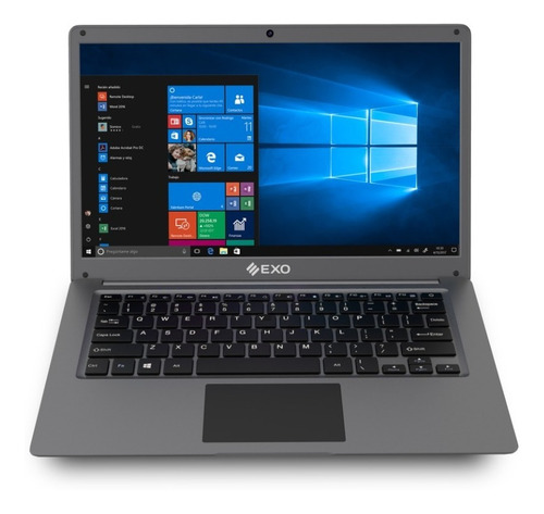 Notebook Exo Smart E19 Intel Celeron 14.1  4gb/64gb W10 Hdmi
