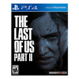 The Last Of Us Part Ii Standard Edition Digital Ps4 Sony Interactive Entertainment