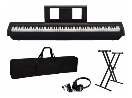 Piano Yamaha P-45 88 Teclas Nuevo!!!