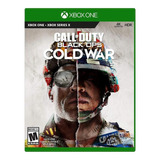 Call Of Duty: Black Ops Cold War Standard Edition Activision Xbox One Físico