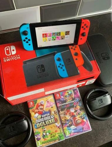 Nintendo Switch Nuevo De Caja Súper Oferta-809-834-7384
