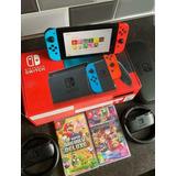 Nintendo Switch Nuevo De Caja Súper Oferta