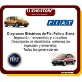 Fiat Palio Siena Manual De Diagrama Electrico Pindata Españo