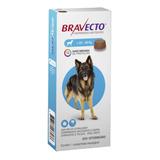 Antipulga Carrapato Bravecto 1000 Mg Cães De 20 Kg A 40 Kg