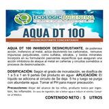 Quita Sarro Aqua Dt 1oo Desincrustante Cañerias X 5 Lts