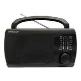 Radio Portatil Fm Am Philco Prm60 Pilas 220v Dual