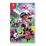 Splatoon 2 Nintendo Switch  Físico