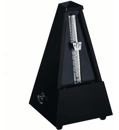 Wittner Metronomo Piramidal Mecanico Aleman Simil Madera