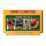 Cartucho Family Game Retro Original 114 Juegos Mario Palermo