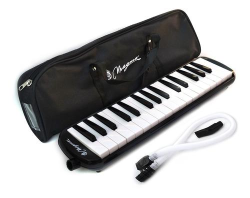Flauta Melodica Magma 32 Notas Funda Envio