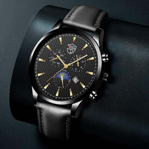 Relojes De Moda Para Hombre Reloj Deportivo De Cuarzo Con Co