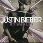 Cd - Justin Bieber - ( My Worlds ) - 2010 Original