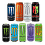 9 Energético Monster Energy Drink Ultra Paradise Dragon Ice Original