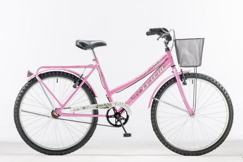 Bicicleta Rod.26 Futura  3577 | Country | City Cruiser | Ful
