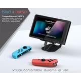 Soporte Celular Nintendo Switch Gaming Bam G4 Premium!!!