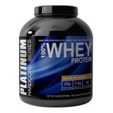 Platinum 100% Whey Protein + Bcaa + Glutamina 5 Lbs