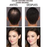 Fibras Capilares Keratina Pelo Polvo Alopecia Recarga 50gr
