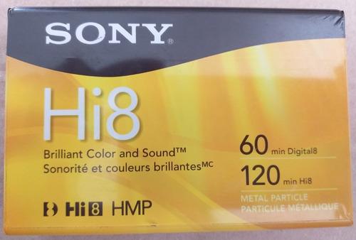 Cinta Sony Hi8 Envio Gratis